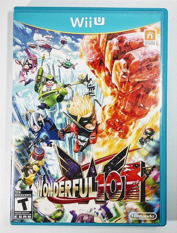 The Wonderful 101 Original - Wii U
