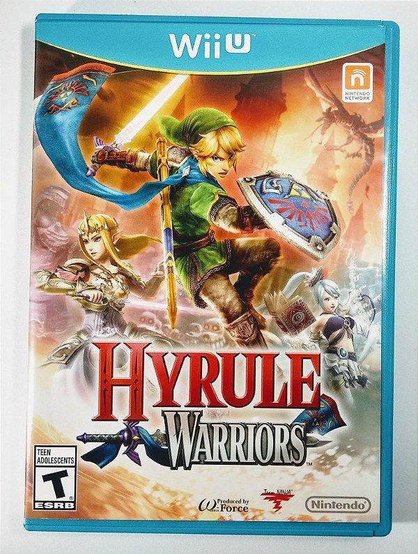 Hyrule Warriors Original - Wii U