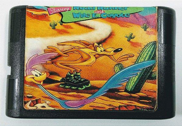 Desert Demolition Road Runner - Mega Drive