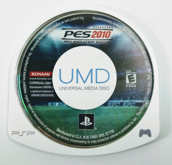 PES 2010 - PSP