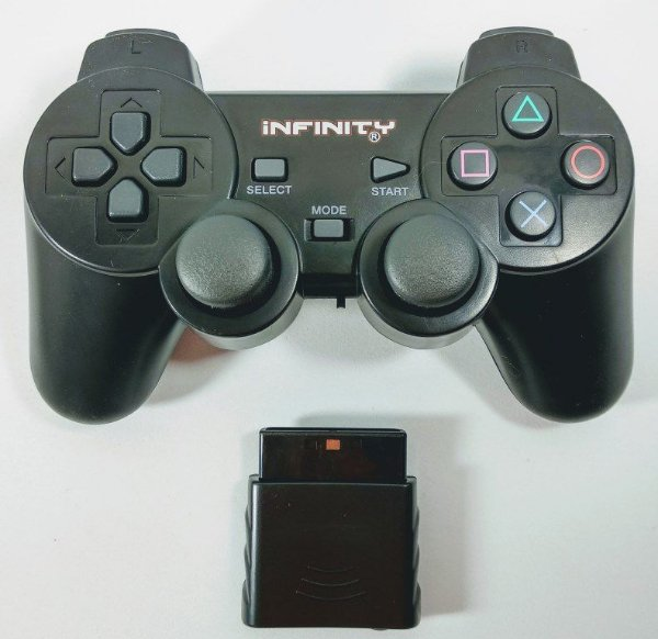 Controle sem Fio - PS1 ONE/ PS2
