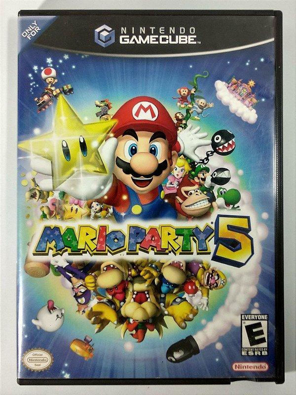 Mario Party 5 - GC