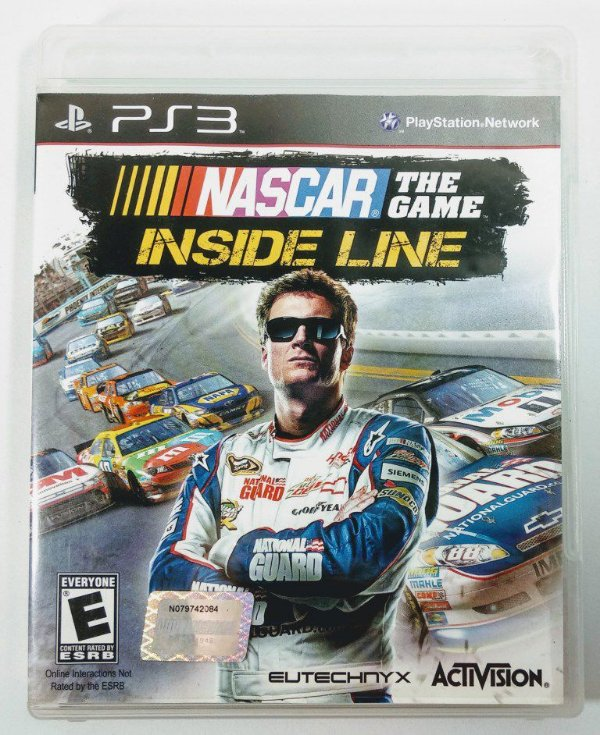 Nascar the Game Inside Line - PS3