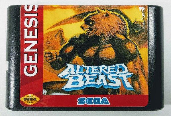 Altered Beast - Mega Drive