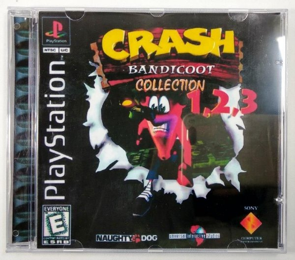Crash Collection [REPLICA] - PS1 ONE