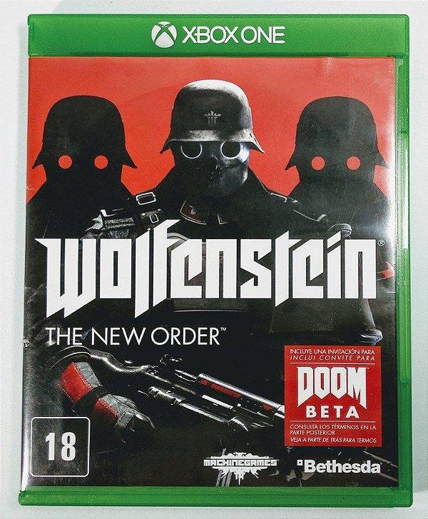 Jogo Wolfenstein the new order - Xbox One