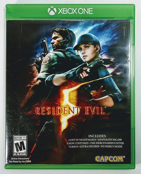 Jogo Resident Evil 5 - Xbox One