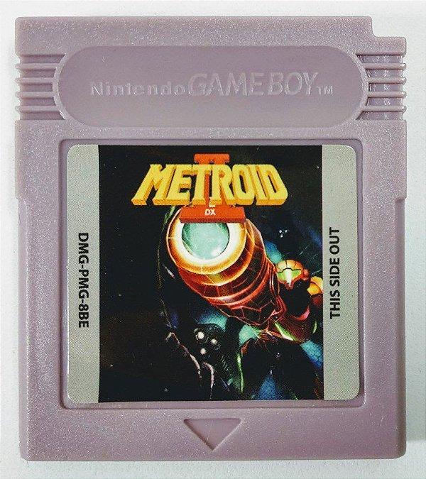 Jogo Metroid II DX - GB