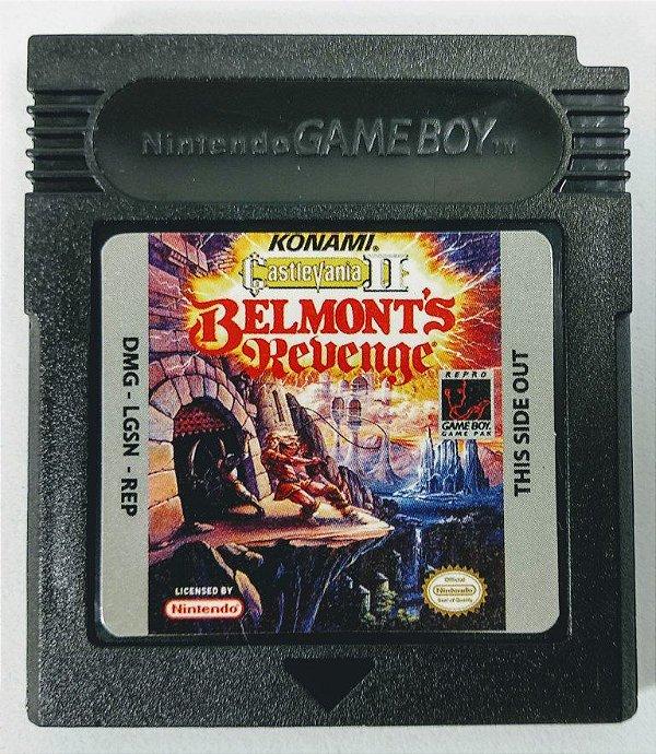 Jogo Castlevania II: Belmonts Revenge - GB