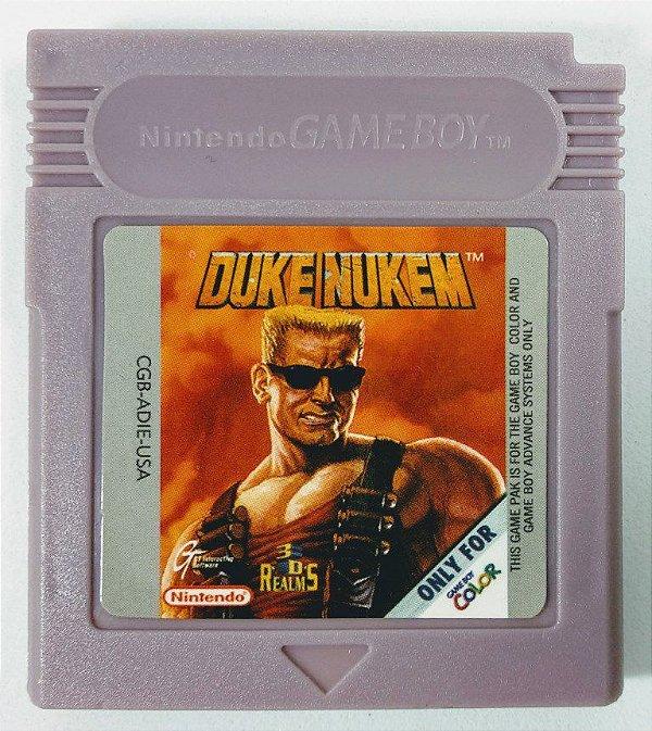 Jogo Duke Nukem - GBC