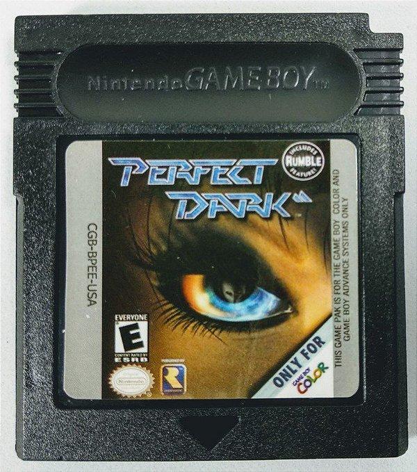 Jogo Perfect Dark - GBC