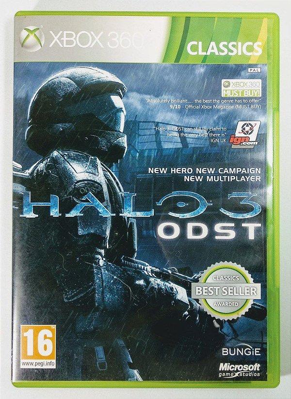 Jogo Halo 3 ODST [EUROPEU] - Xbox 360