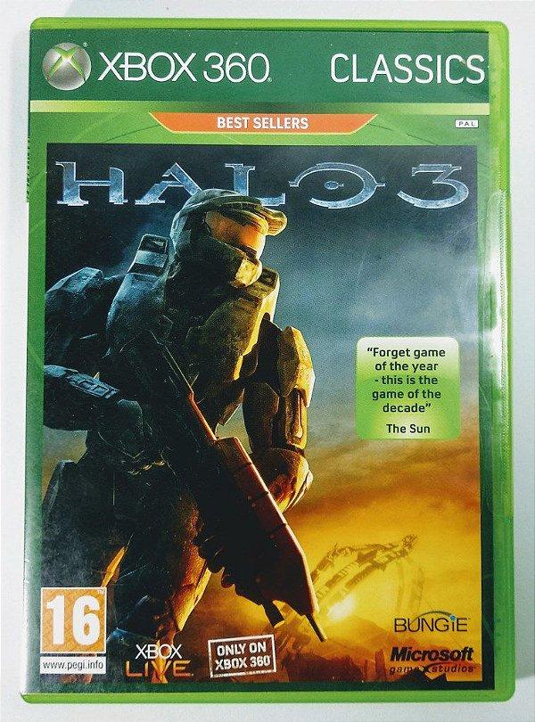 Jogo Halo 3 [EUROPEU] - Xbox 360