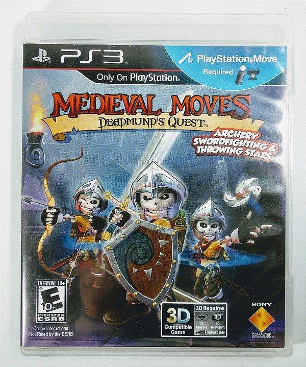 Jogo Medieval Moves - PS3