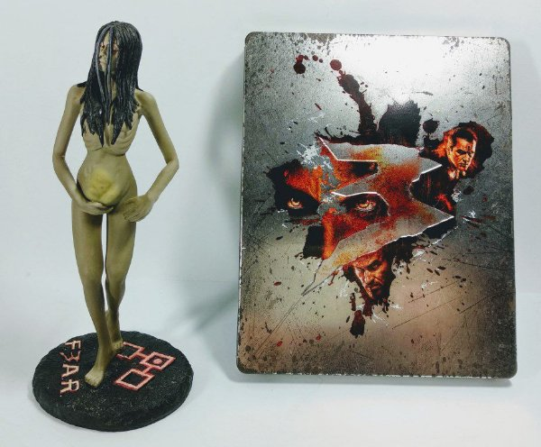 Jogo Fear 3 Collectors edition - PS3