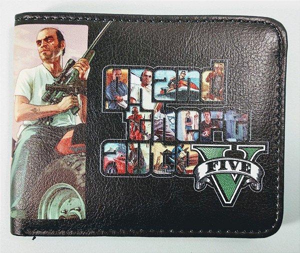 Carteira Personalizada GTA V