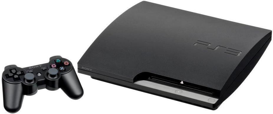 Playstation 3 Slim 160GB - PS3