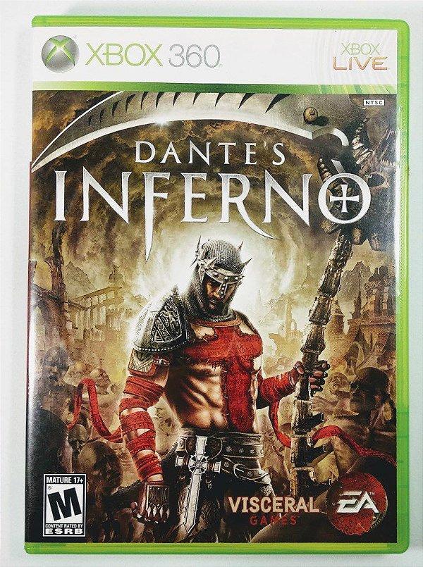 Jogo Dantes Inferno - Xbox 360