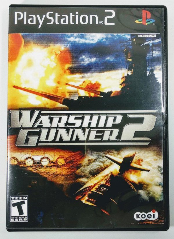 Warship Gunner 2 [REPLICA] - PS2