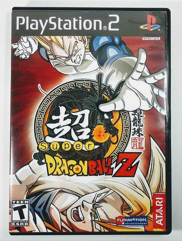 Super Dragon Ball Z [REPLICA] - PS2
