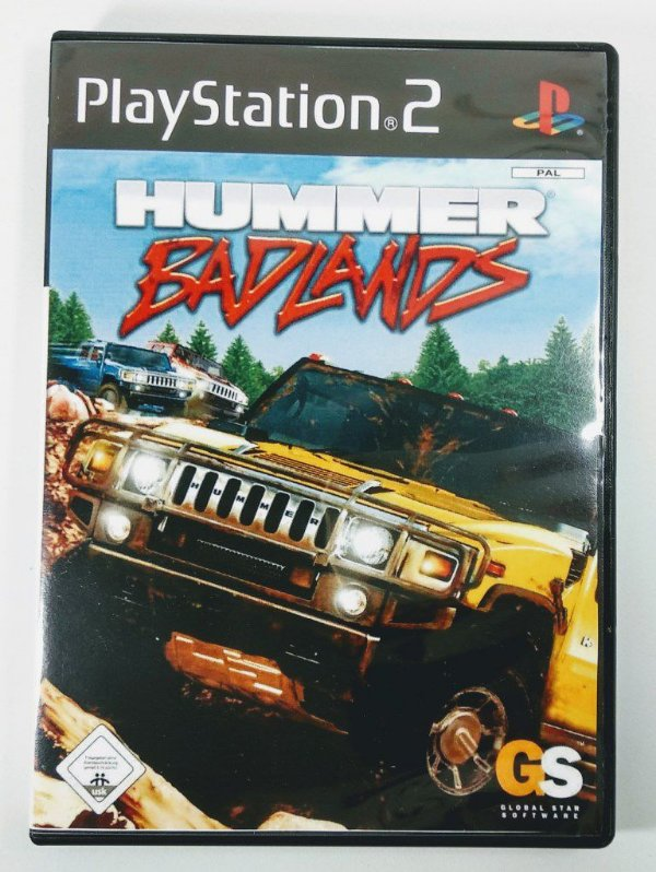 Hummer Badlands [REPLICA] - PS2