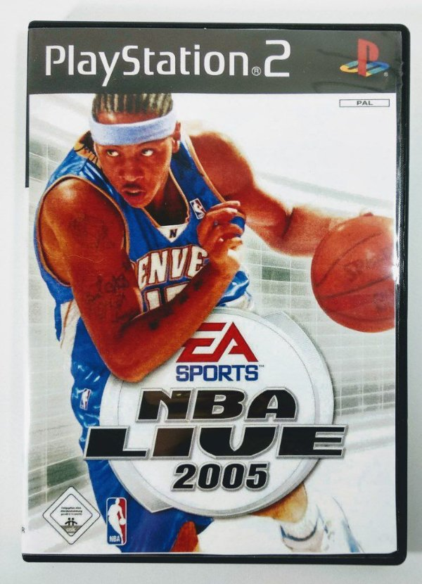 NBA Live 2005 [REPLICA] - PS2