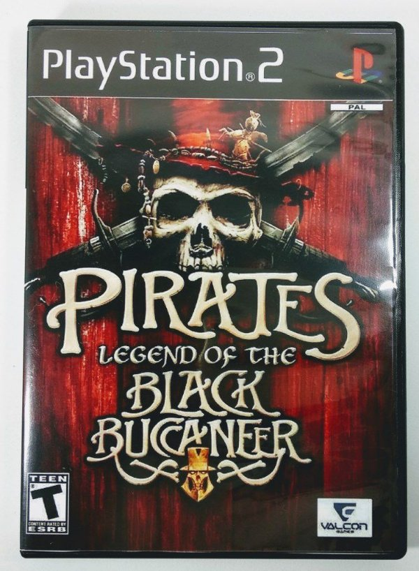 Pirates Legend of the Black Bucaneer [REPLICA] - PS2