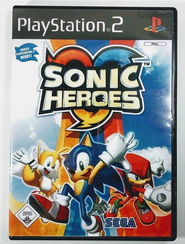 Sonic Heroes [REPLICA] - PS2
