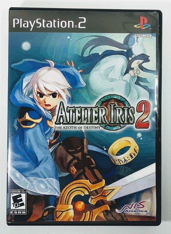 Atelier Iris 2 [REPLICA] - PS2
