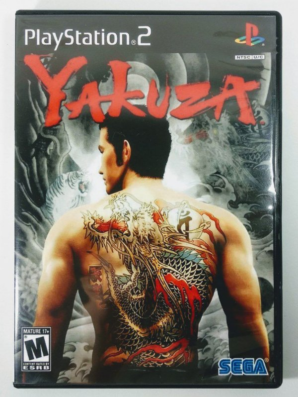 Yakuza [REPLICA] - PS2