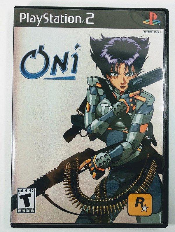 Oni [REPLICA] - PS2