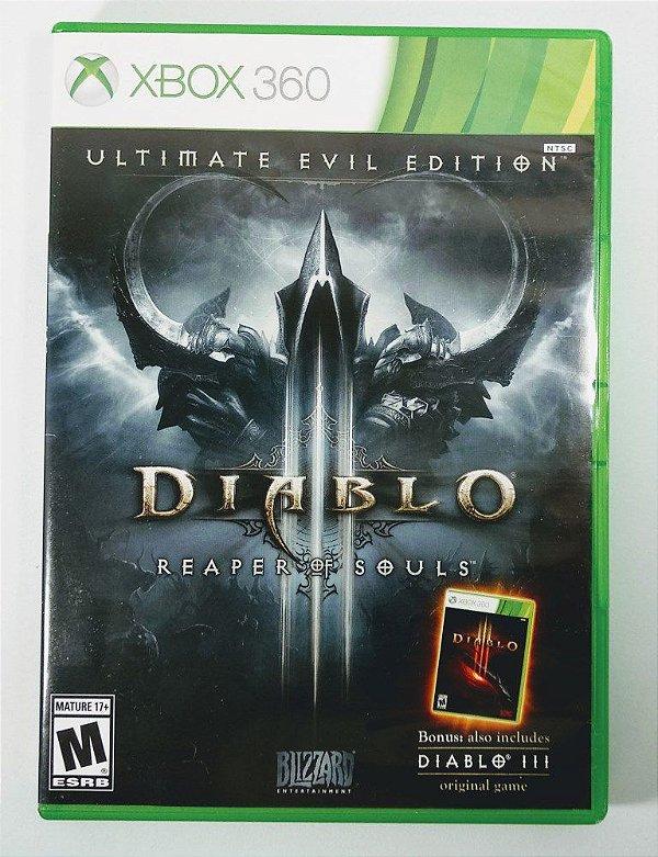 Jogo Diablo III Reaper of Souls - Xbox 360