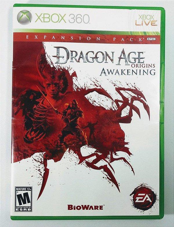 Jogo Dragon Age Origins Awakening - Xbox 360