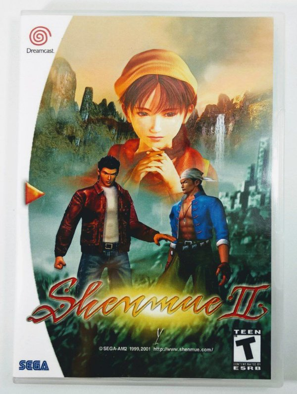 Shemmue II [REPLICA] - Dreamcast