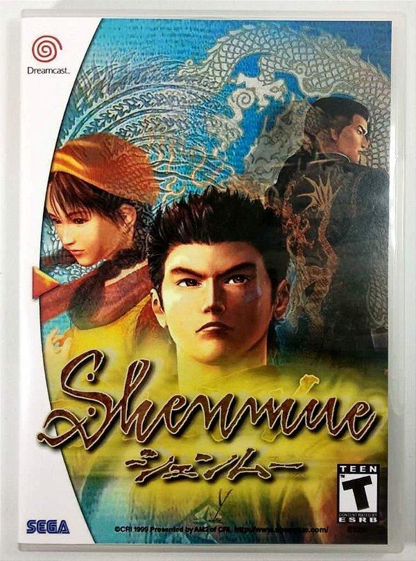 Shemmue [REPLICA] - Dreamcast