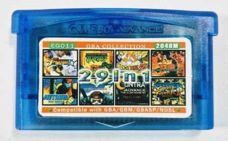 29 in 1 - GBA