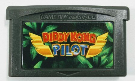 Jogo Diddy Kong Pilot - GBA