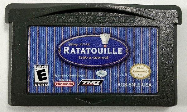 Jogo Ratatouille Original - GBA