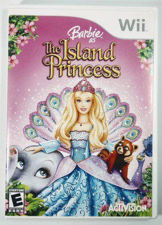 Jogo Barbie as The Island Princess - Wii