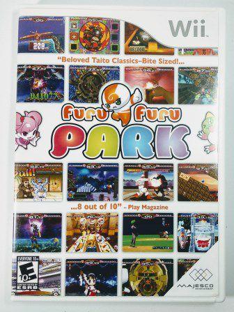 Jogo Furu furu Park - Wii