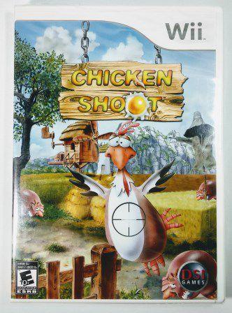 Jogo Chicken Shoot (Lacrado) - Wii
