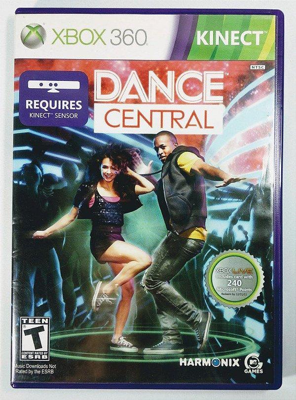 Jogo Dance Central - Xbox 360
