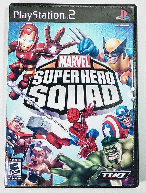 Marvel Super Hero Squad [REPLICA] - PS2