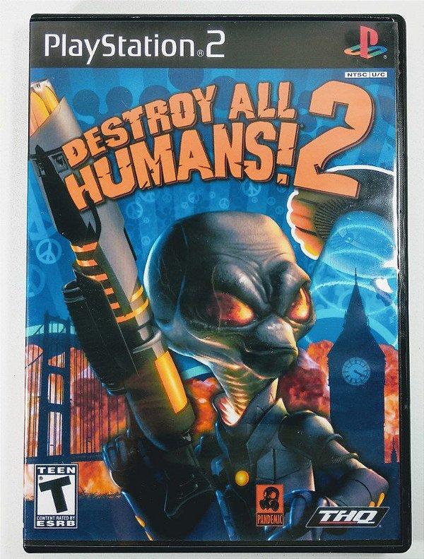 Destroy All Humans! 2 [REPLICA] - PS2