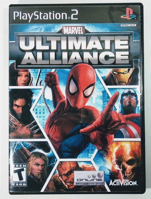 Ultimate Alliance [REPLICA] - PS2