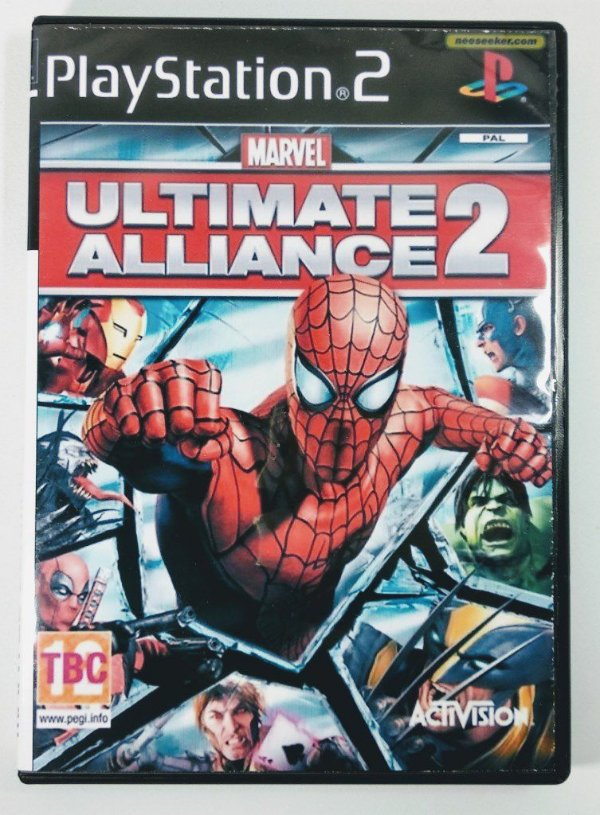 Ultimate Alliance 2 [REPLICA] - PS2
