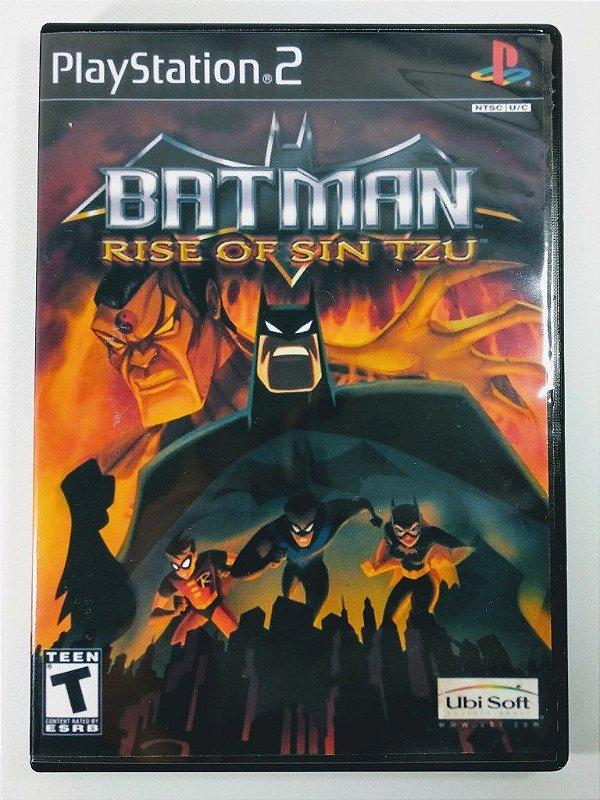 Batman Rise of Sin Tzu [REPLICA] - PS2