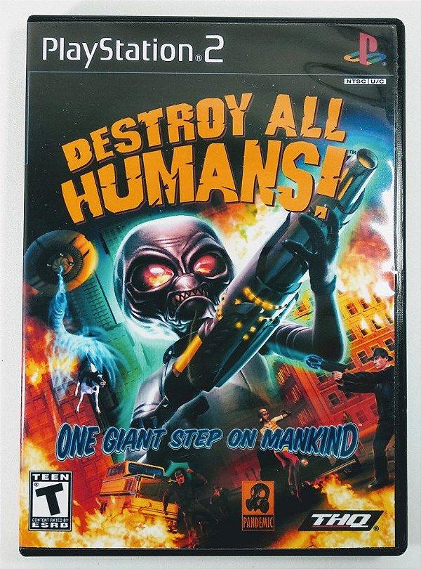 Destroy All Humans! [REPLICA] - PS2