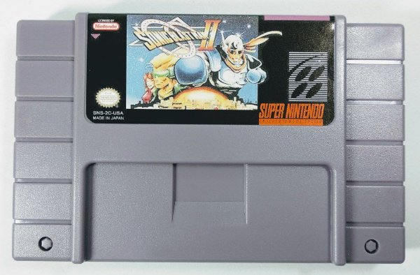 Jogo Sonic Blast Man II - SNES