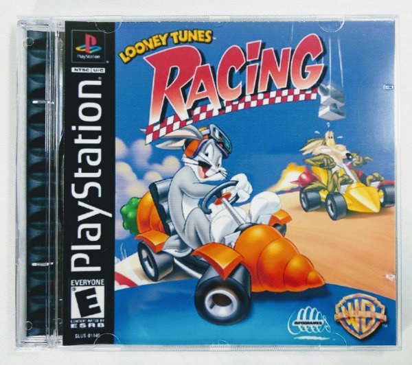 Looney Tunes Racing [REPLICA] - PS1 ONE